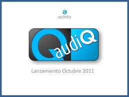 Nuevo audiQ - Empresa de auditoria en Bilbao