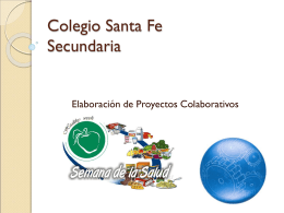 Colegio Santa Fe Secundaria