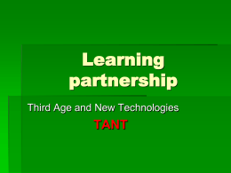 Learning partnership