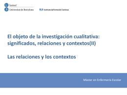 Diapositiva 1 - Campus Virtual 2.0