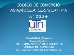 Diapositiva 1 - UTN-CONTA-IV