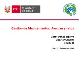 Aseguramiento Universal en Salud Avances Oscar Ugarte