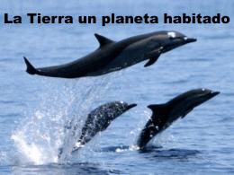 La Tierra un planeta habitado