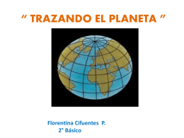 Trazando el planeta