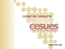 ASUNTOS GENERALES - Gobierno del Estado de Sonora