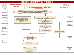 DIAGRAMAS-CEN-01 - Universidad de Huelva