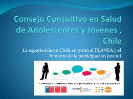 Consejo Consultivo en Salud de Adolescentes y Jovenes , …