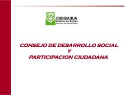 Diapositiva 1 - :.:.Portal Gubernamental.:.: