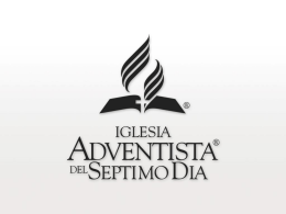 Diapositiva 1 - adventistas.do