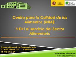 Diapositiva 1 - Camara de Comercio e Industria de Soria
