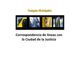Nuevos juzgados - Colegio de Abogados de las Palmas