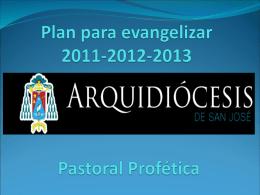 Plan para evangelizar - Movimiento de Cursillos de …