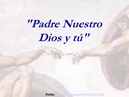 El padre nuestro - Renuevo De Plenitud