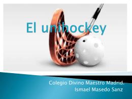 El unihockey
