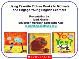 Learning with Lexile Picture Books: View, Voice and …
