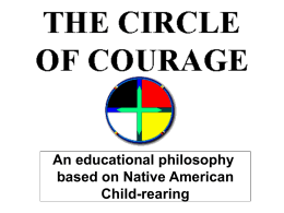 Circle of Courage - Calgary Arts Academy