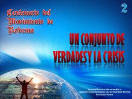 100 Aniversario del Movimiento de Reforma