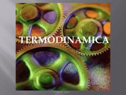 TERMODINAMICA - fisica del movimiento