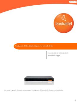 Diapositiva 1 - www.euskaltel.com