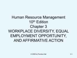 STRATEGIC HUMAN RESOURCE MANAGEMENT: AN …