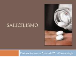 Salicilismo