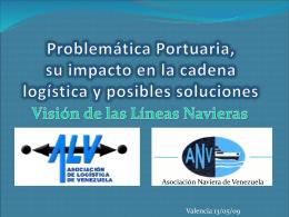 Problematica Portuaria, su impacto en la cadena logistica
