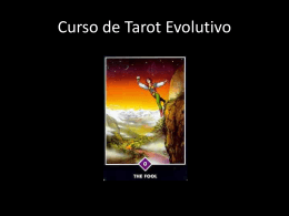 Curso de Tarot Evolutivo