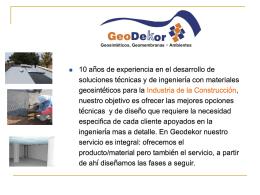 Sociedad Mexicana de Mecanica de Suelos, A.C.