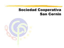Sociedad Cooperativa San Cernin