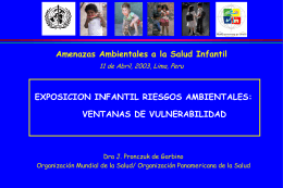 english TOXICOS Y SALUD INFANTIL