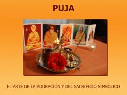 PUYA OFFERING/AFIRMATION - Hariharananda Kriya Yoga
