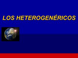 Heterogenericos