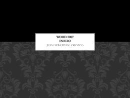 WORD 2007 INICIO - oncesistemaseoh