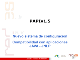 PAPIv1.5