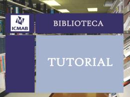 NORMAS DE USO DE LA BIBLIOTECA