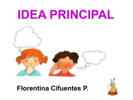 IDEA PRINCIPAL - Colegio Santa Sabina