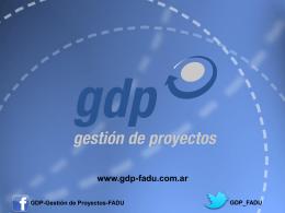 Diapositiva 1 - Gestion de Proyectos