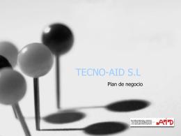 Plan de negocios Tecno-Aid