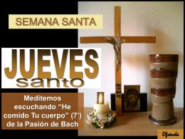 evangelio - Cajamarca