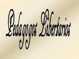 Diapositiva 1 - proyectoteoriaseducativasucam