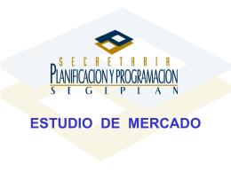 ESTUDIO DE MERCADO - FOL IES Villaverde