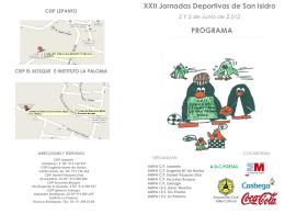 Diapositiva 1 - AMPA Escuelas Bosque