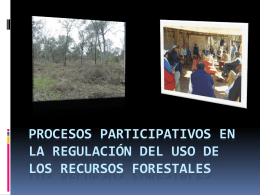 Diapositiva 1 - Red Agroforestal Chaco Argentina | Redaf