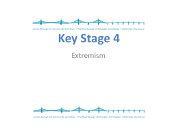 Key Stage 4 - London Borough of Hammersmith and Fulham