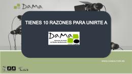 Diapositiva 1 - DAMA | DERECHOS DE AUTOR DE MEDIOS