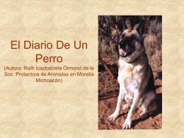 El Diario De Un Perro