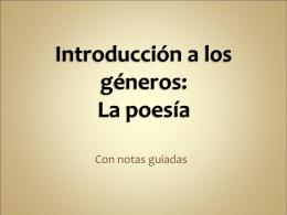 AP de literatura