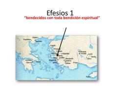 Efesios 1