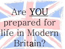 What is Britishness?