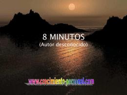 8 MINUTOS - ~~*Crecimiento Personal *GAYATRI CENTER